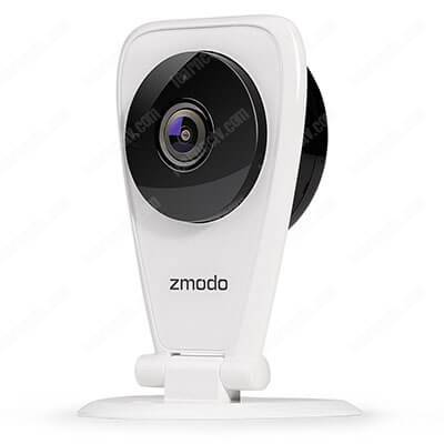 Zmodo EZCam Review (inexpensive wireless camera) - Learn CCTV com