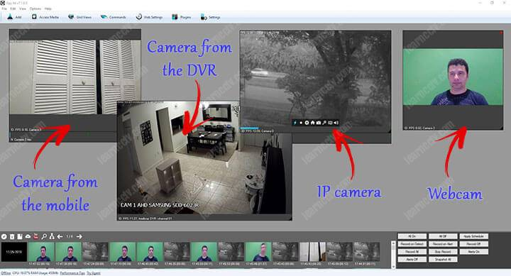 iSpy Software Review (Best Free IP Camera Software) - Learn