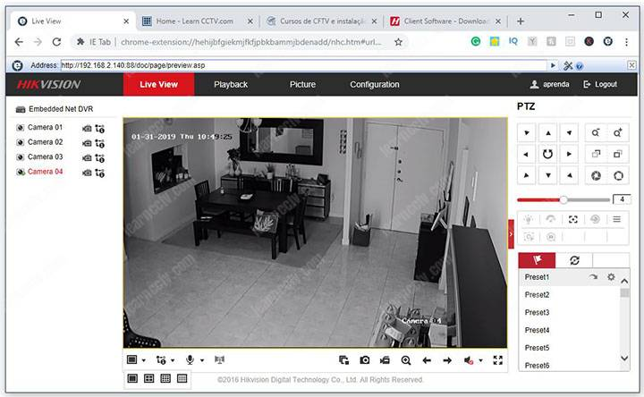 Hikvision Google Chrome Plugin Compatibility Issue (solved