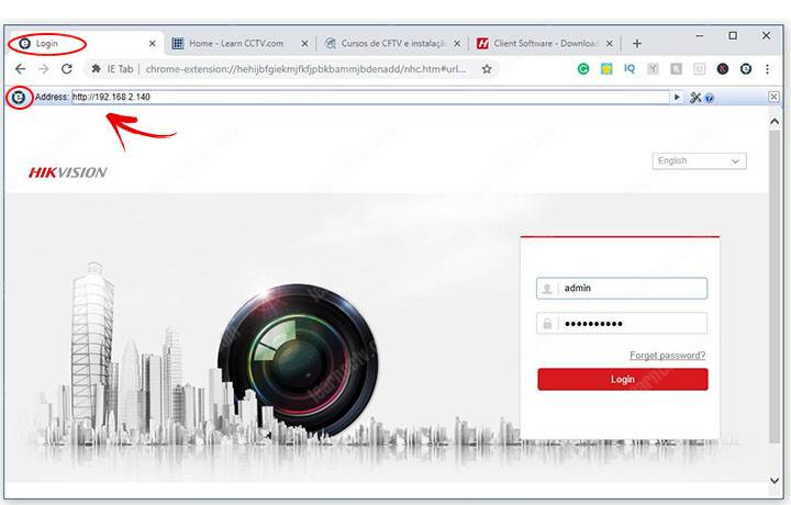 Hikvision Google Chrome Plugin Compatibility Issue (solved) - Learn