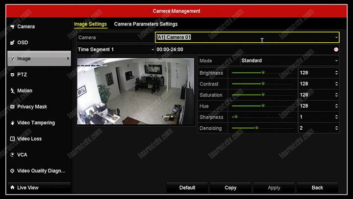 How to setup a Hikvision DVR (basic configuration) - Learn