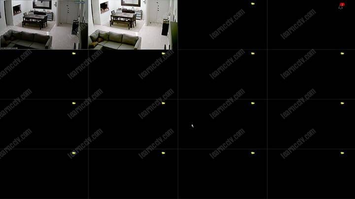 Hikvision NVR với camera IP