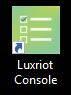 Bảng điều khiển Luxriot