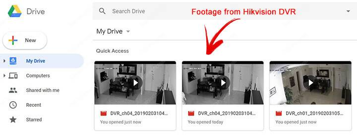 How to setup Hikvision DVR for Google Drive recording - Learn CCTV com