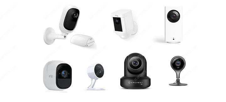 Best wireless security cameras 2019