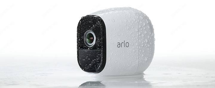 Arlo pro weather resistant