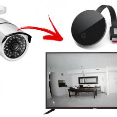 How to stream security camera to Chromecast and TV