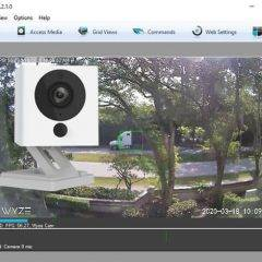 Wyze Cam on iSpy via RTSP