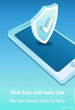 Zosi Smart App Splash Screen