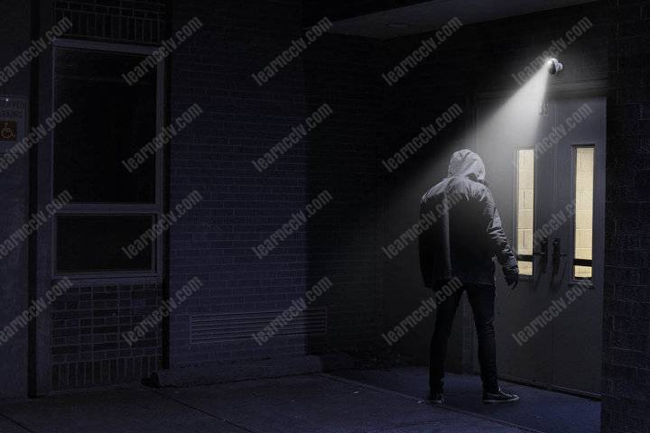 Argus 3 spotlight