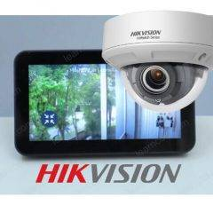 Hikvision IP camera on Amazon Echo Show