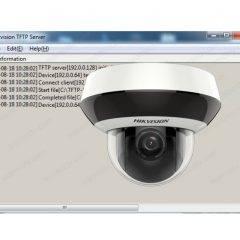 Recover Hikvision camera via TFTP