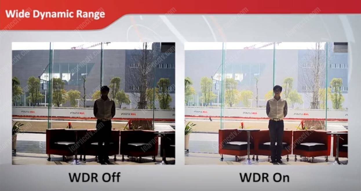 WDR On and Off