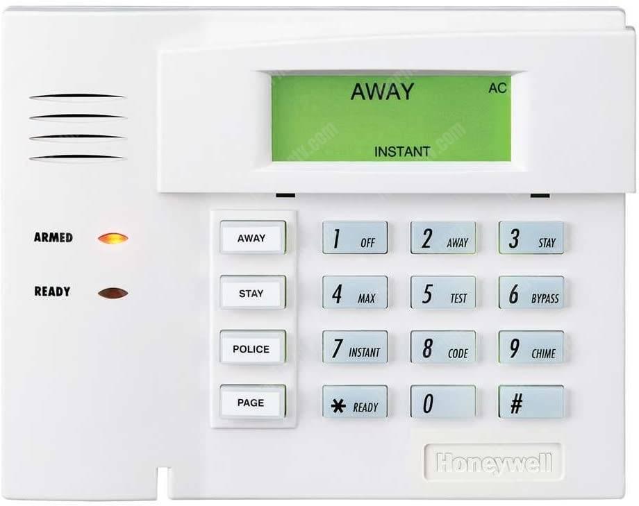 Honeywell Keypad