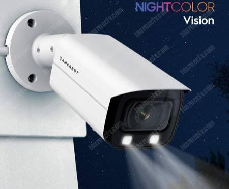 Amcrest Spotlight for Nightcolor Vision