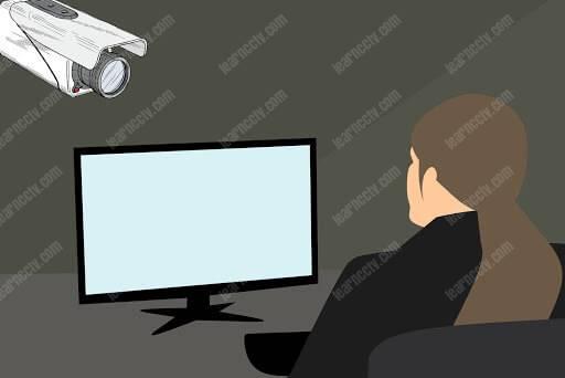 Watching-CCTV Camera