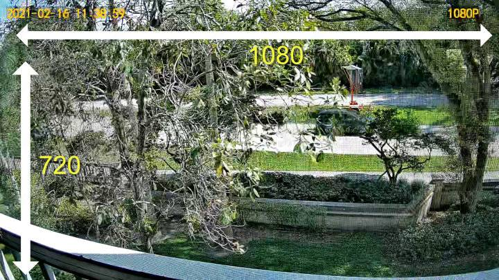 Soliom S600 camera resolution