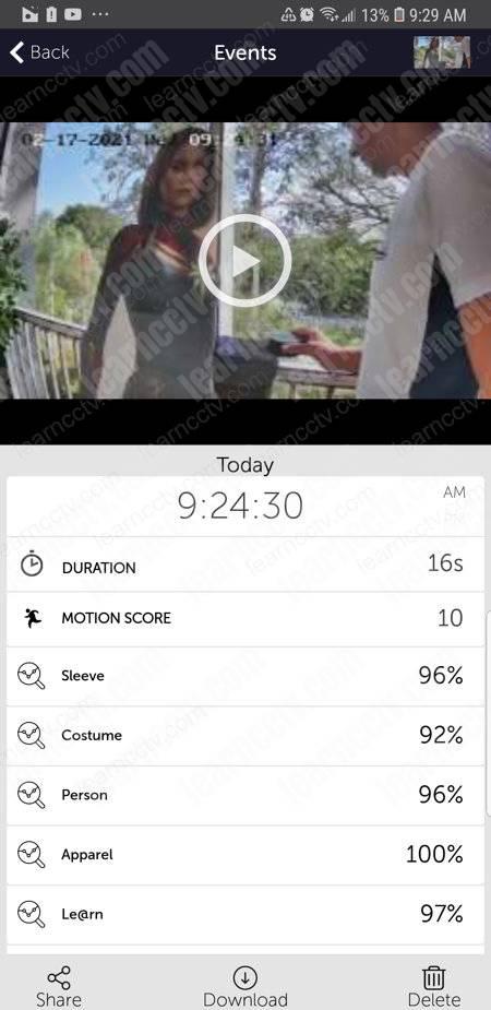 Videoloft App Events