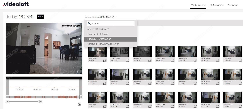 Videoloft Online Platform